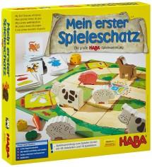 Haba Mein erster Spieleschatz- Die gro·e HABA-Spielesammlung