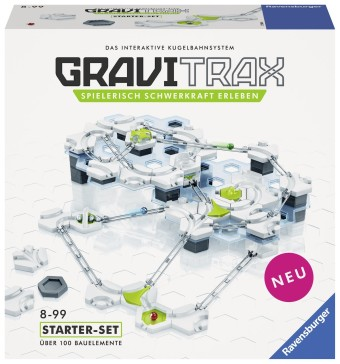 Ravensburger 27590 - GraviTrax Starter-Set Konstruktionsspielzeug