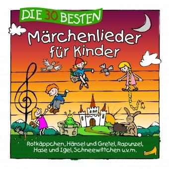 Die 30 besten Märchenlieder für Kinder (MP3 Bundle)