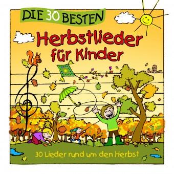 Die 30 besten Herbstlieder für Kinder (MP3 Bundle)