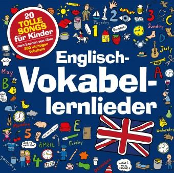 Englisch-Vokabellernlieder (MP3-Bundle)