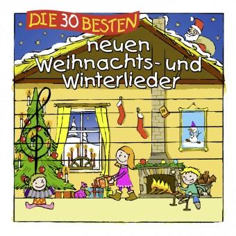 Die 30 besten neuen Weihnachts- und Winterlieder (MP3 Bundle)