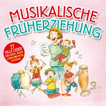 Musikalische Früherziehung (MP3 Bundle)