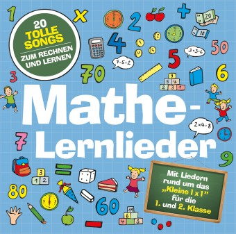 Mathe-Lernlieder (MP3-Bundle)