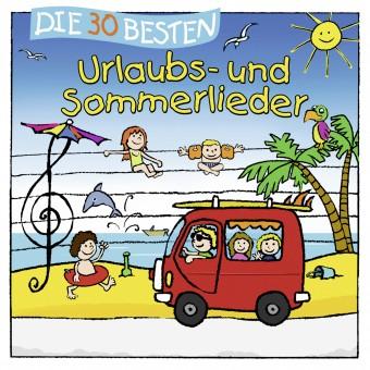 Die 30 besten Urlaubs- und Sommerlieder (MP3 Bundle)