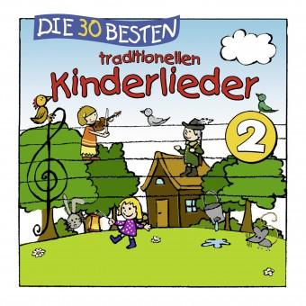 Die 30 besten traditionellen Kinderlieder 2 (Bundle)