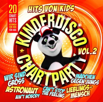 Kinderdisco Chartparty Vol. 2 (MP3 Bundle)