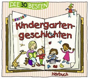 Die 30 besten Kindergartengeschichten (MP3 Bundle)