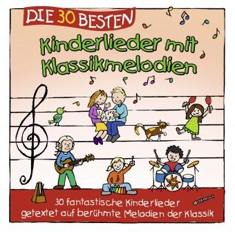 Die 30 besten Kinderlieder mit Klassikmelodien (MP3-Bundle)
