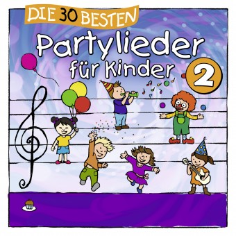 Die 30 besten Partylieder 2 (MP3 Bundle)