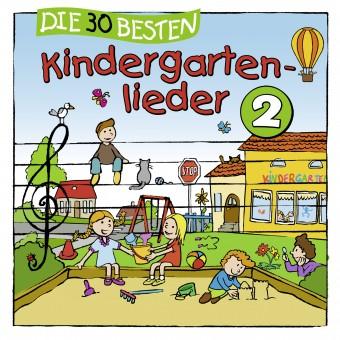 Die 30 besten Kindergartenlieder 2 (MP 3 Bundle)