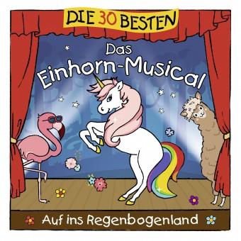 Die 30 besten: Das Einhorn-Musical (MP3 Bundle)