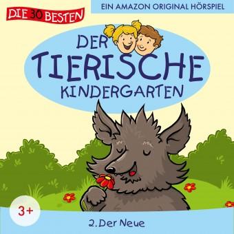 Der tierische Kindergarten Folge 2: Der Neue (MP3 Bundle)