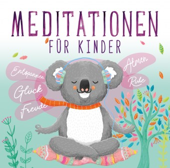 Meditationen für Kinder (MP3 Bundle)