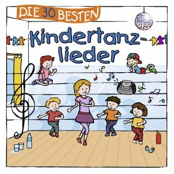 Die 30 besten Kindertanzlieder (MP3 Bundle)