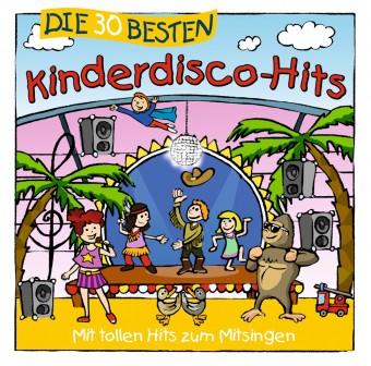 Die 30 besten Kinderdisco-Hits (MP3 Bundle)