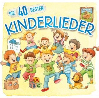 Die 40 besten Kinderlieder (MP3 Bundle)