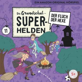 Die Grundschul-Superhelden Folge 11: Der Fluch der Hexe (MP 3 Bundle)