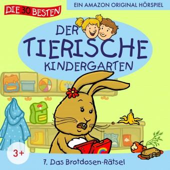 Der tierische Kindergarten Folge 7: Das Brotdosen-Rätsel