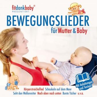 Bewegungslieder für Mutter & Baby