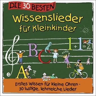 Die 30 besten Wissenslieder für Kleinkinder (MP3 Bundle)