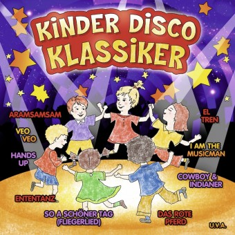 Kinder Disco Klassiker (MP3 Bundle)