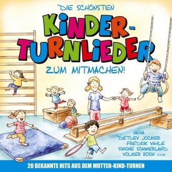 Die schönsten Kinderturnlieder zum Mitmachen! (Bundle)