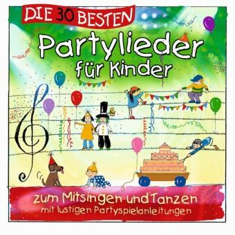 Die 30 besten Partylieder für Kinder (MP3 Bundle)