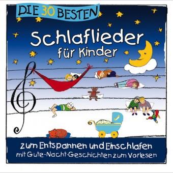 Die 30 besten Schlaflieder für Kinder (MP3 Bundle)