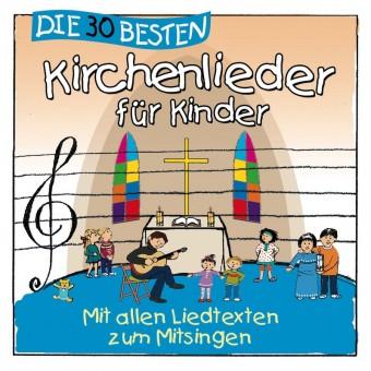 Die 30 besten Kirchenlieder für Kinder (MP3 Bundle)