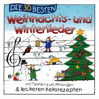 Die 30 besten Weihnachts- und Winterlieder (Bundle)