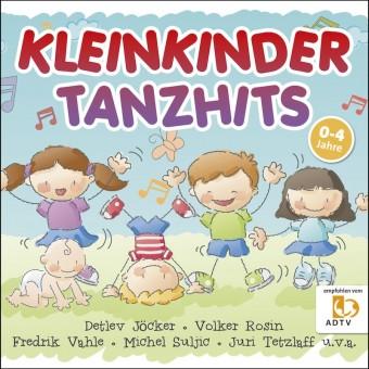 Kleinkinder Tanzhits 1 (MP3 Bundle)