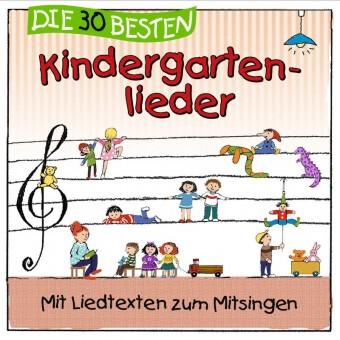 Die 30 besten Kindergartenlieder (MP3 Bundle)