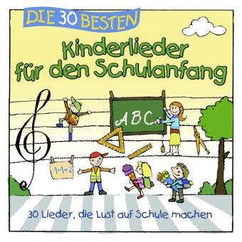 Die 30 besten Kinderlieder für den Schulanfang (Bundle)