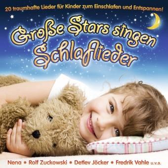Große Stars singen Schlaflieder (MP3 Bundle)