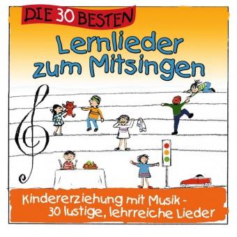 Die 30 besten Lernlieder zum Mitsingen (MP3 Bundle)