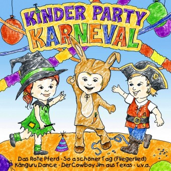 Kinder Party Karneval (MP3 Bundle)