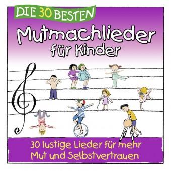 Die 30 besten Mutmachlieder für Kinder (MP3 Bundle)