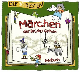 Die 30 besten Märchen der Brüder Grimm (MP3 Bundle)