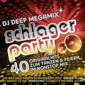 DJ DEEP Megamix Schlagerparty (MP3 Bundle)