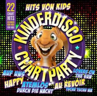 Kinderdisco Chartparty (MP3 Bundle)