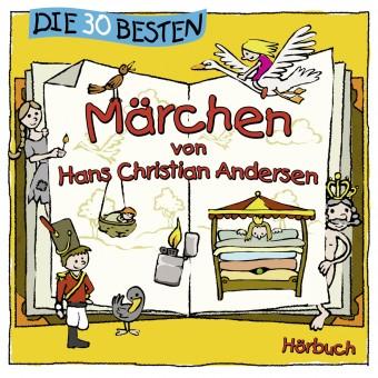 Die 30 besten Märchen von Hans Christian Andersen (MP3 Bundle)