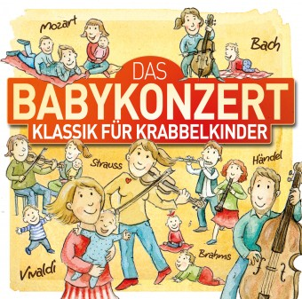 Das Babykonzert (MP3 Bundle)