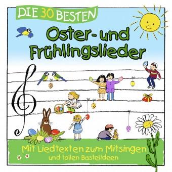 Die 30 besten Oster- und Frühlingslieder (MP3 Bundle)