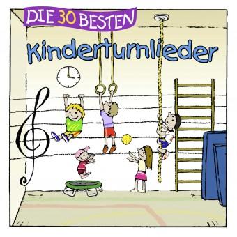 Die 30 besten Kinderturnlieder (MP3 Bundle)