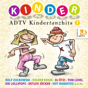 ADTV Kindertanzhits Vol. 1 (MP3 Bundle)