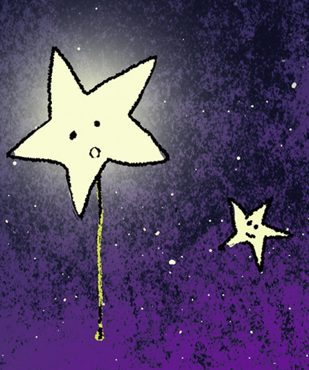 Der helle Stern
