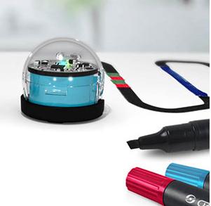Ozobot, der programmierbare Roboter für Kinder