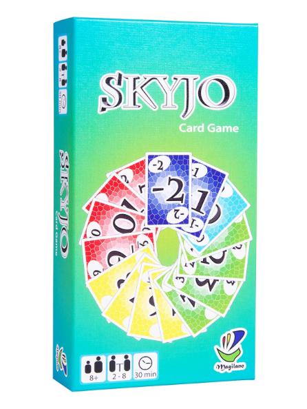 SKYJO – Spielspaß für die ganze Familie
