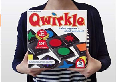 Qwirkle –  Legespiel (Schmidt Spiele 49311)